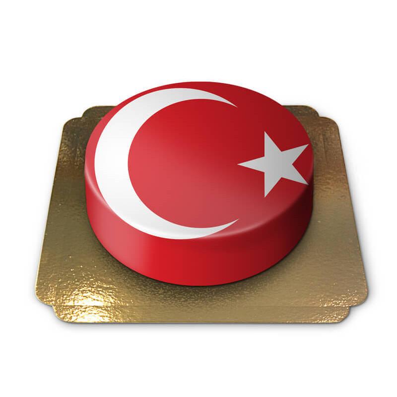 Turkei-Torte