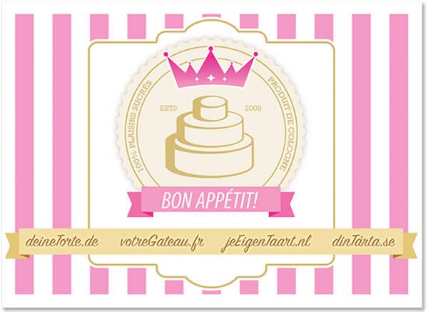 Carte de voeux - votreGateau.fr